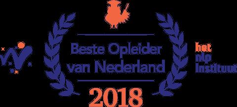 Het NLP Instituut - Beste Opleider van Nederland 2018