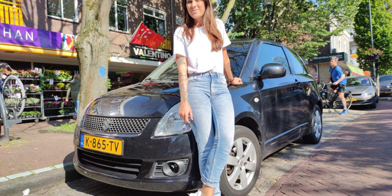 Rijangst overwinnen Lizette van Loenen