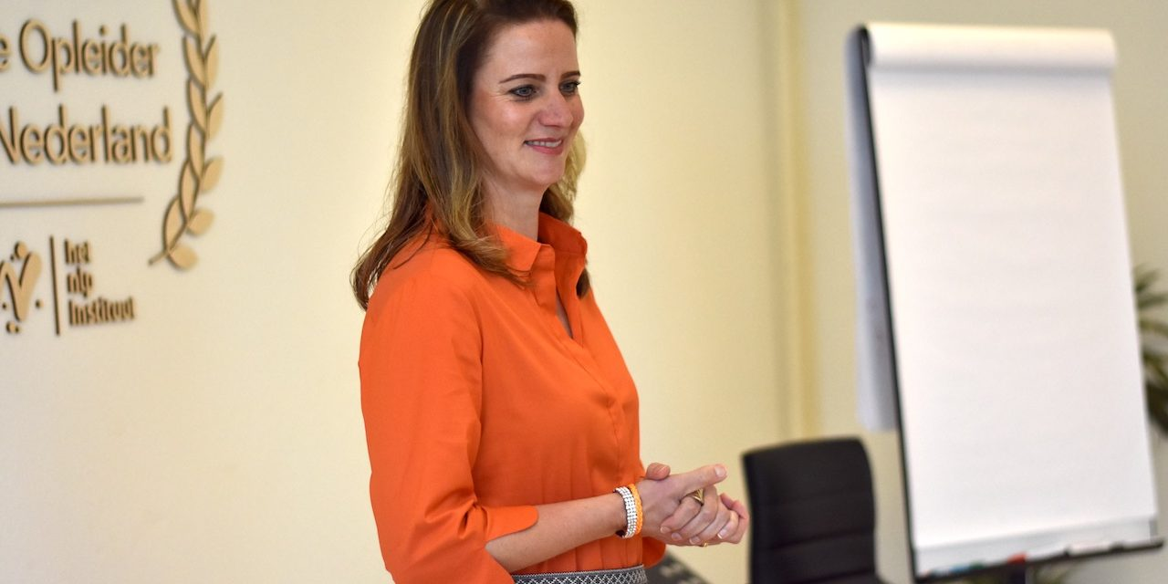 """NLP trainer Irene Maas: """"NLP heeft mijn leven veranderd"""""""